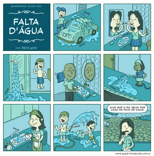 Falta D'Água
